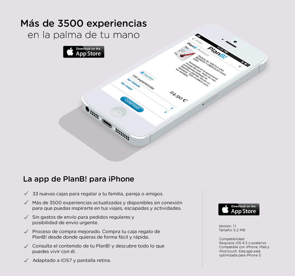 Descargar PlanB! para iOS
